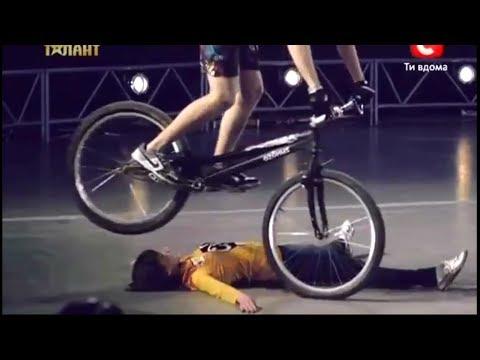 صدق او لا تصدق عرض خيالي دراجات هوائييه اوكرانيا قوت تانتت