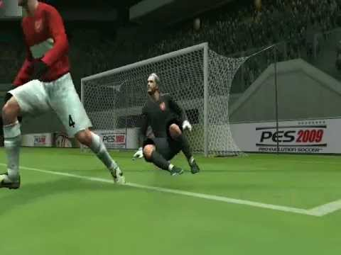 [PES2009] 3 Saves by Manuel Almunia