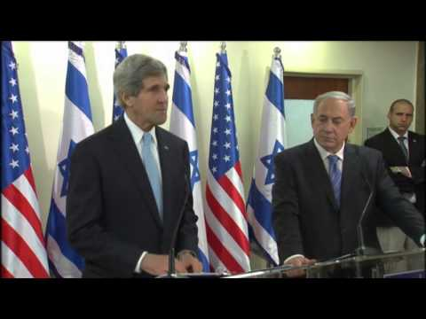 Kerry in Israel for New Round of Peace Talks
