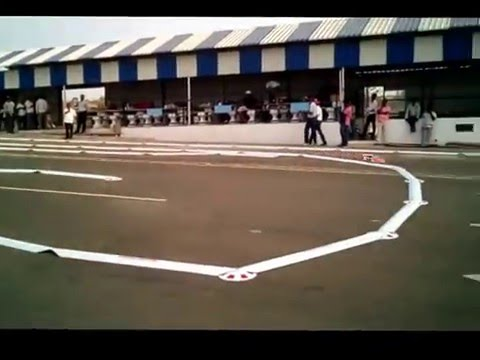 India's 1st GT On-Road RC car Race