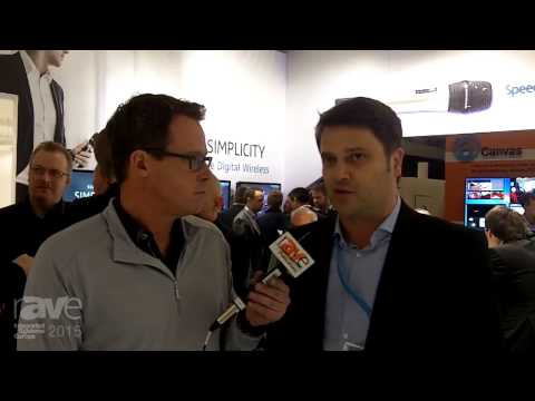 ISE 2015: Gary Kayye Interviews Andy Niemann, Director of Business Communication at Sennheiser