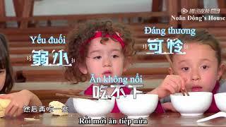 [Vietsub] Baby let me go mùa 3: Trần Học Đông dỗ Jackson ăn trưa