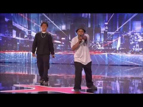 Americas Got Talent Booty song thumbnail