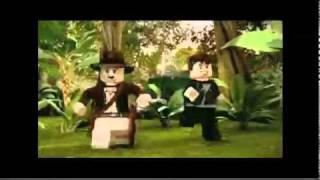 Lego Indiana Jones and the Riders of the lost brick