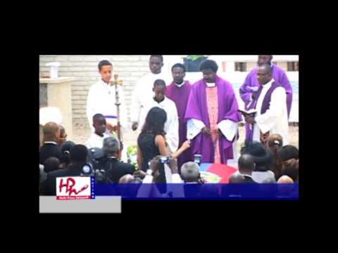 Haïti-politique:Duvalier est parti avec les derniers hommages de la famille