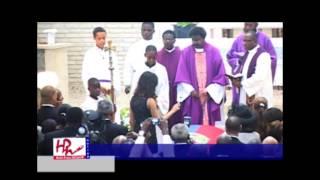 Video : Duvalier est parti avec les derniers hommages de la famille