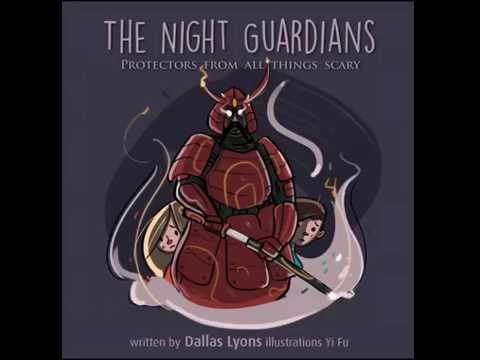 Little Rockers Radio Interviews Dallas Lyons  author of The Night Guardians