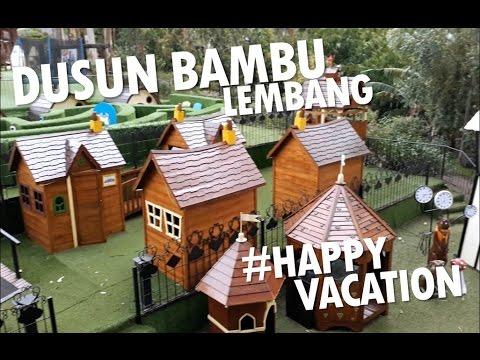 Youtube wisata bandung lembang dusun bambu