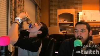 The Creatures - Aleks Drinks A Bottle Of Honey(12-3-13)