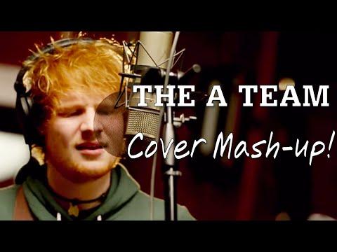 ED SHEERAN - THE A TEAM Cover Song Mash-up