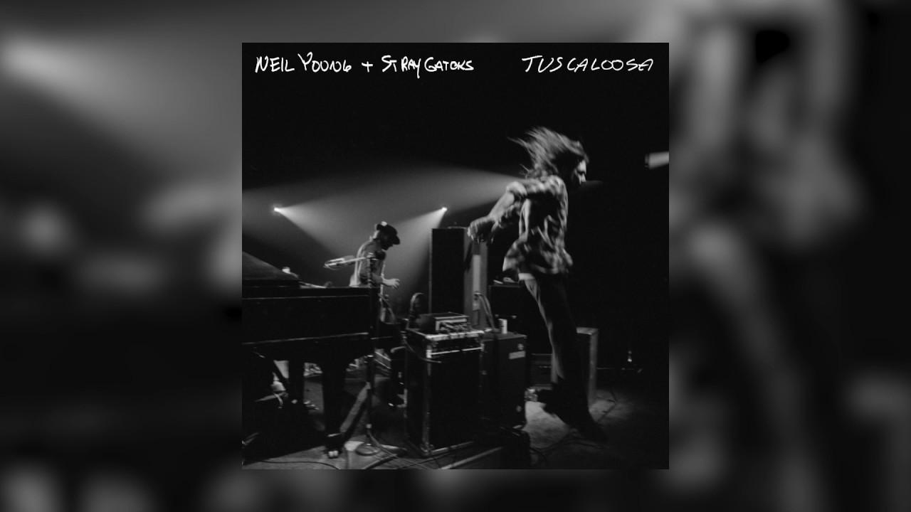"Neil Young + Stray Gators - 新譜「Tuscaloosa」(ライブ・アルバム)2019年6月7日発売予定 ""Don't Be Denied""の試聴音源を公開  thm Music info Clip"