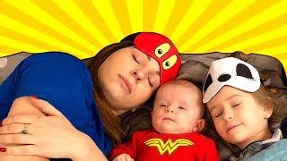 Are you sleeping brother John & Little BABIES sleeping Video for Kids JoyJoy Lika