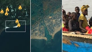Militias Are Burning Villages in Congo. We Tracked the Toll. | NYT - Visual Investigations