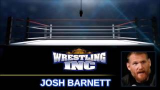 UFC Fighter Josh Barnett Talks NJPW, UFC, Metamoris, Fedor Jim Ross, Mauro Ranallo, MoRE