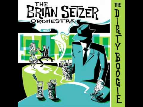 Brian Setzer Orchestra - Sleepwalk