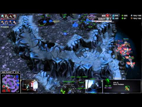 Hero vs Scarlett - Game 2 - WCS AM Premier Ro16 Group C