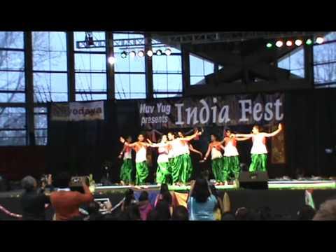 India My Soul Patriotic Dance video