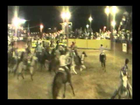 Gran torneo de lazo en el Lienzo charro panchocot