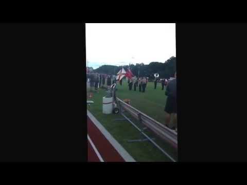 South Sumter High School NJROTC Color Guard