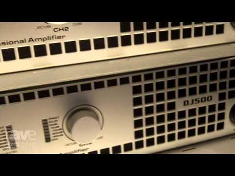 ISE 2015: SAE Audio Exhibits DJ Series Class D Power Amplifiers