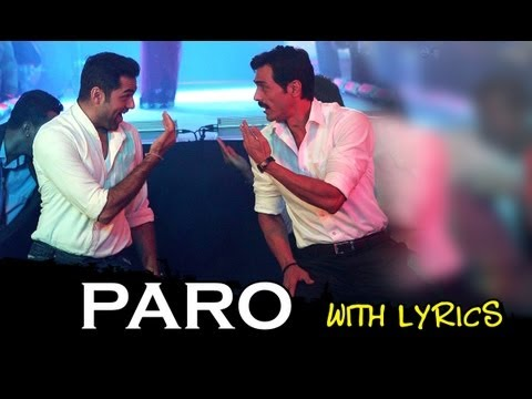 Paro | Full Song With Lyrics | Chakravyuh