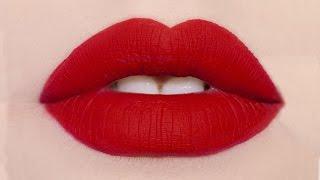 How to make ANY lipstick MATTE | AlexandrasGirlyTalk