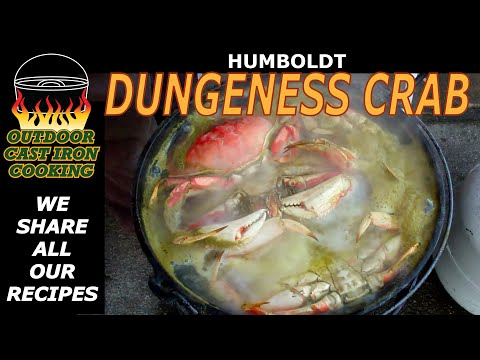 Humboldt Dungeness Crab