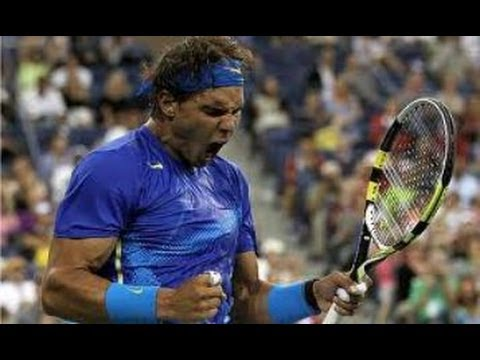 Rafael Nadal vs Andy Murray (Rome Masters 2014)