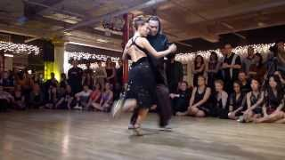 Tango Element presents Chicho Frumboli & Juana Sepulveda Performing in NYC (Dance Manhattan)