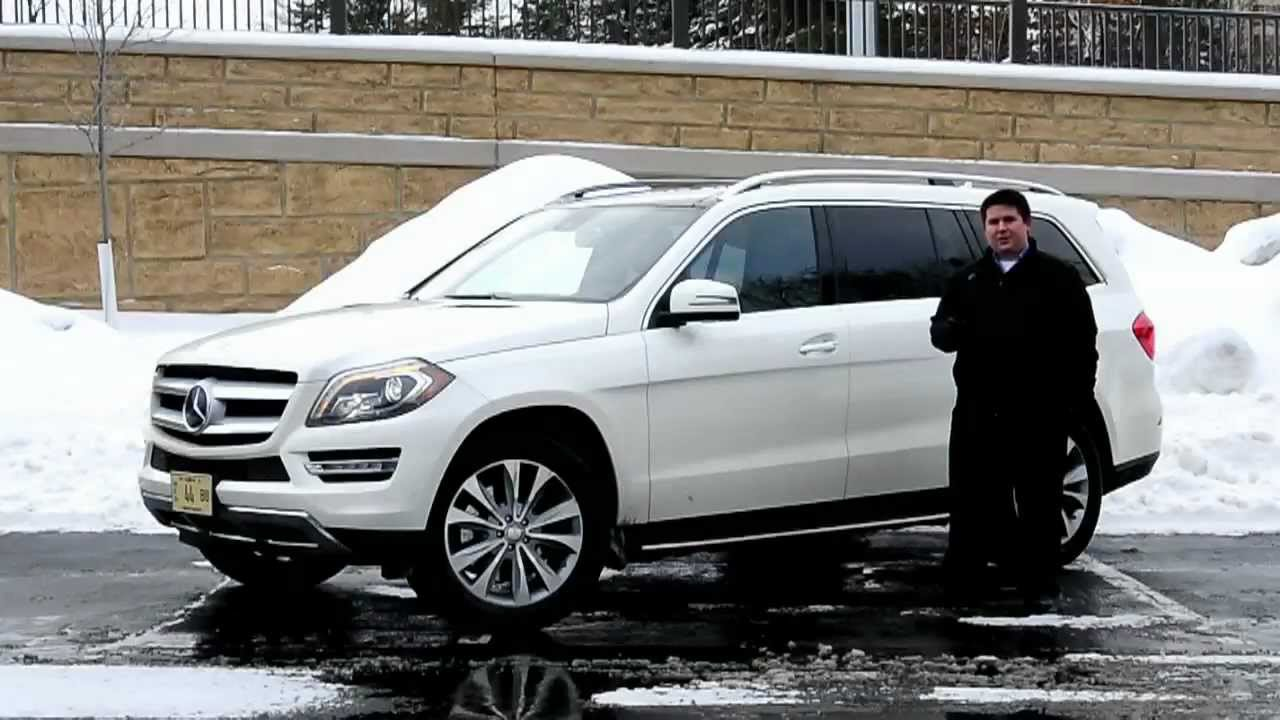 Ihs Auto Reviews 2013 Mercedes Benz Gl450 With Mbrace2