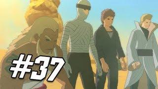 Naruto Shippuden Ultimate Ninja Storm 3 Walkthrough - Part 37 Edo Tensei Kages Gameplay