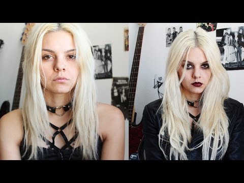 Taylor Momsen TRANSFORMATION look