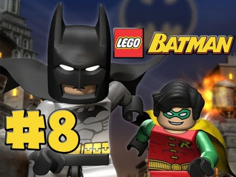 LEGO Batman - Episode 8 - Under The City (HD Gameplay Walkthrough)