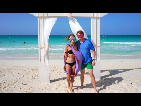 Our honeymoon in Cuba: Cuba vacation in an all-inclusive resort holiday in Cayo Santa Maria