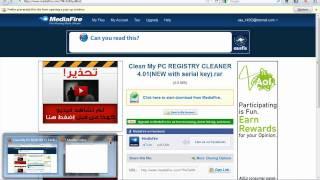 how to download registry error