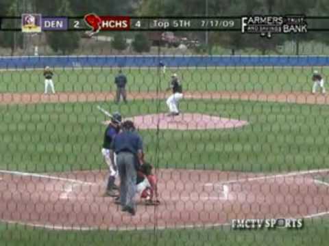Denison Iowa High School Iowa High School Baseball
