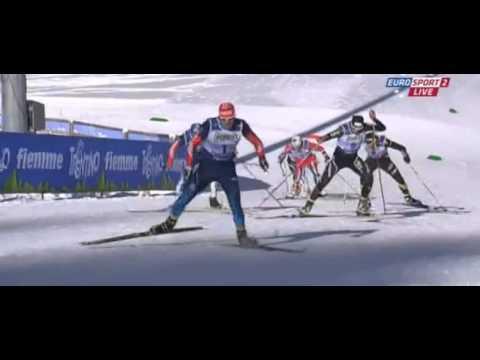 Сергей Устюгов выигрывает чемпионат мира среди молодежи 2014