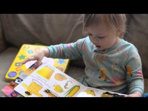 Scarlett Reading to Herself