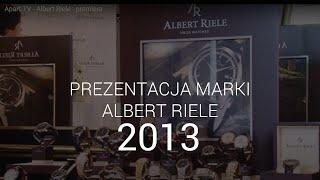 Albert Riele - premiera