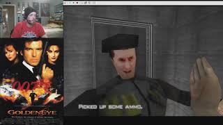 Goldeneye 007 Custom Level - Prison (by Zka)