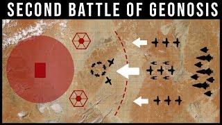 How the Republic won the SECOND BATTLE OF GEONOSIS | Star Wars Battle Breakdown