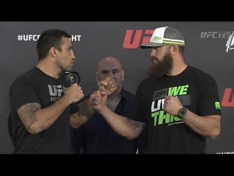 UFC on FOX 11: Pre-fight Press Conference Highlights