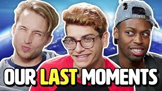OUR LAST MOMENTS (The Show w/ No Name)
