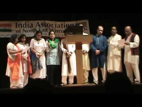 Ianew Talent Show 2014-marathi Group Song jayostute video
