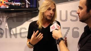 JUDAS PRIEST Guitarist RICHIE FAULKNER Talks EMG X Series Pickups