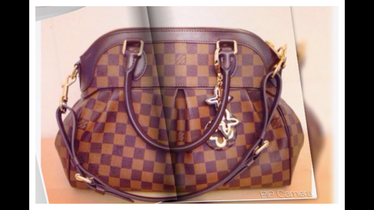 Женская сумка louis vuitton damier