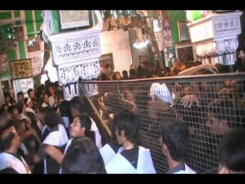 Guroh e Shaida e Shabbir 10 Moharram 2011-12 Bibi ka Alawa