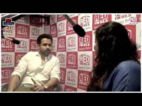 Emraan Hashmi's interview with RJ Malishka - Part I