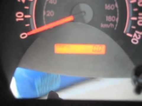 Reset Oil Change Reminder Toyota Tundra