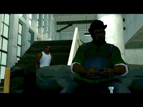 GTA San Andreas Last Mission End of The Line